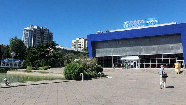 «Планета кіно» відмежувалася від свого кінотеатру в Ялті