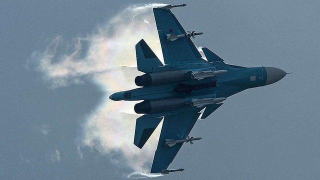 Російський бомбардувальник знову порушив повітряний простір Туреччини