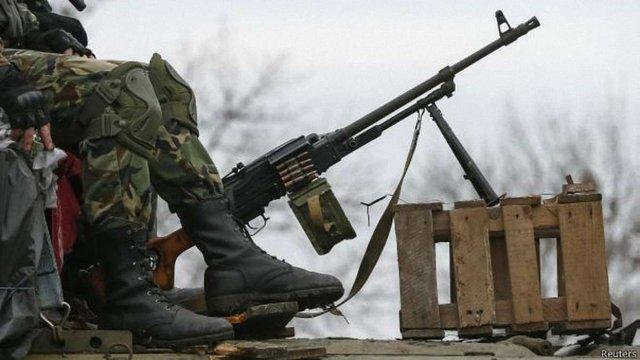 Бойовики понад 50 разів відкривали вогонь по позиціях українських військових
