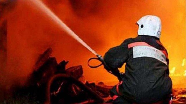 На хімзаводі на Тайвані виникла пожежа