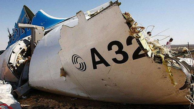 Росія намагається закинути Туреччині причетність до катастрофи А321 в Єгипті
