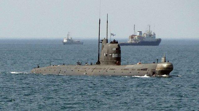 Росія навряд чи поверне Україні підводний човен «Запоріжжя», – ЗМІ