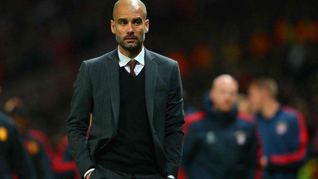 Хосеп Гвардіола погодився очолити «Манчестер Сіті»