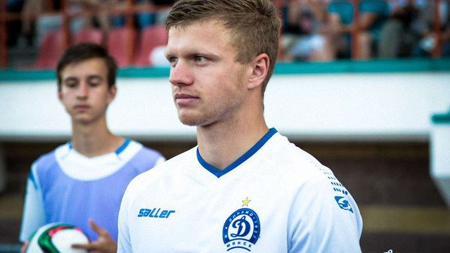 «Динамо» оголосило про трансфер білоруського півзахисника