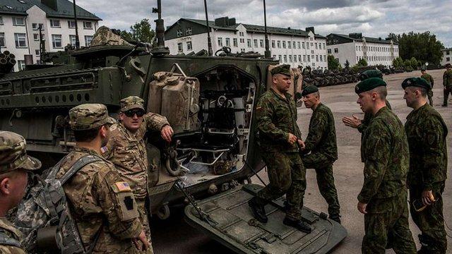 США витратять $3,4 млрд на захист європейських кордонів від агресії Росії