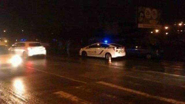 Львівська поліція затримала водія, який збив двох дітей на пішохідному переході