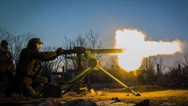 На Маріупольському напрямку сили АТО перешкодили прориву групи бойовиків «ДНР»
