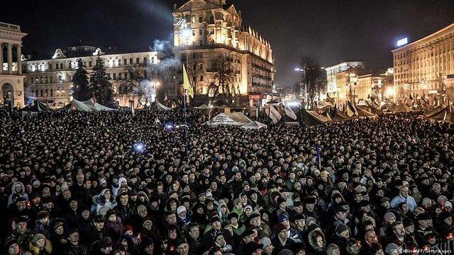 Французький телеканал показав проросійський фільм про Майдан