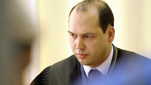 Суддю Вовка поновили на посаді у Печерському суді