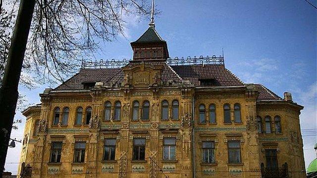 У Львові відреставрують металеві конструкції на колишньому страховому товаристві «Дністер»