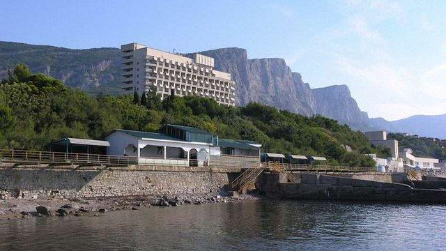 У Криму продали «націоналізований» санаторій Коломойського