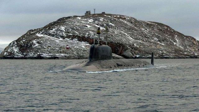 Активність російських субмарин досягла рівня «холодної війни», – НАТО