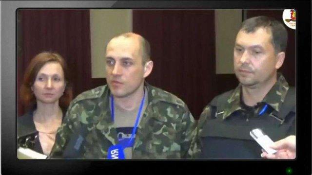 Геращенко просить правоохоронців затримати поміченого в київському ресторані прибічника «ЛНР»