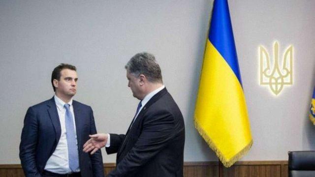 Порошенко попросив міністра економіки Абромавичуса залишитися на посаді