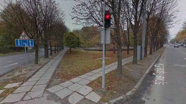 У Львові відновлять сквер на вулиці Героїв УПА