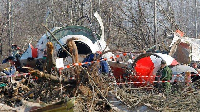 Польща поновила розслідування смоленської авіакатастрофи