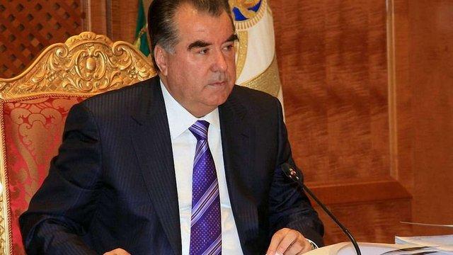 Емомалі Рахмон отримав можливість залишатися президентом Таджикистану довічно