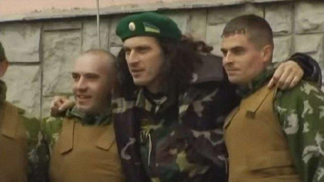 Прикордонники відкриють у Львові першу меморіальну дошку Скрябіну