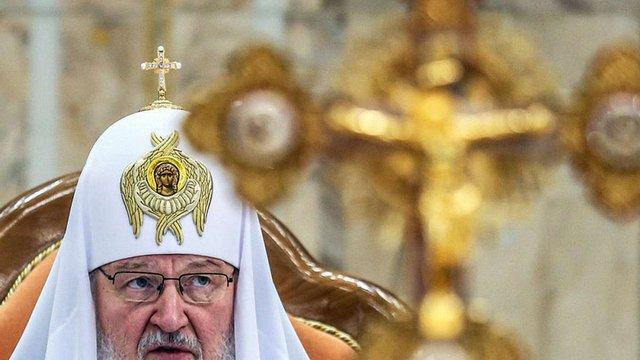 Патріарх Кирило поскаржиться Папі Римському на діяльність УГКЦ