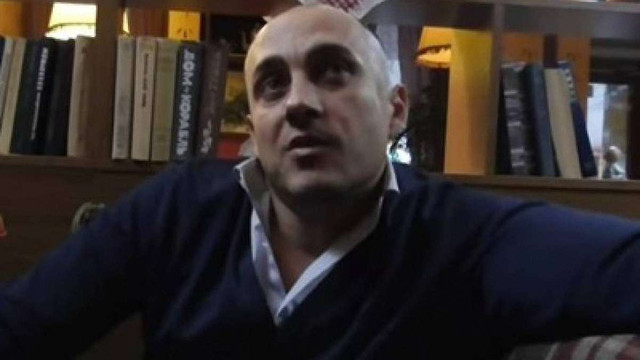 Сепаратиста Корсунського взяли під варту