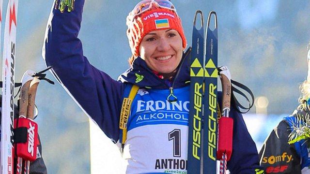 Олена Підгрушна завоювала золото на етапі Кубка світу в Канаді