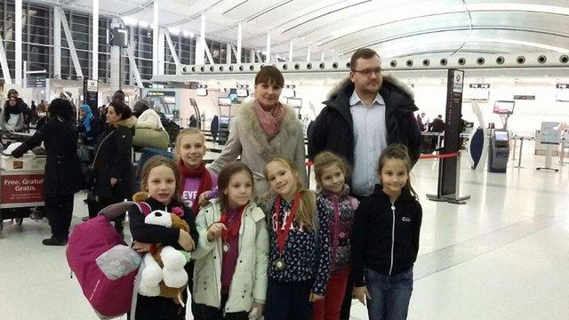 МЗС допомогло повернутися з Канади 11 громадянам України