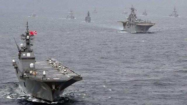 Японія направила есмінці для перехоплення ракети КНДР