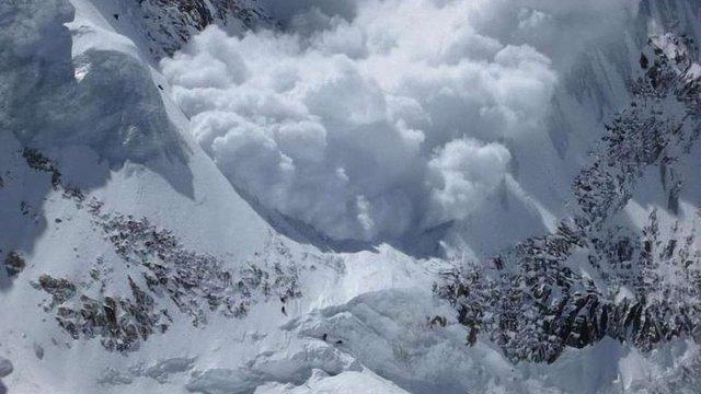 В Австрії через сходження лавини загинули п'ятеро чехів