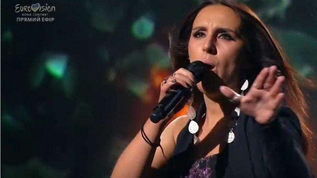 Джамала стала лідером національного відбору «Євробачення»