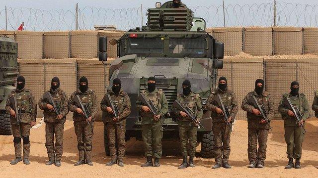 Туніс відгородився від Лівії 196-кілометровим парканом