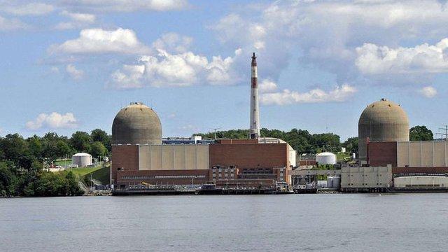 На АЕС поблизу Нью-Йорка стався витік радіоактивної води