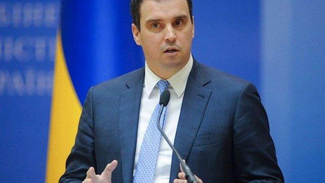 Абромавичус назвав чиновника, якого йому нав'язували в заступники