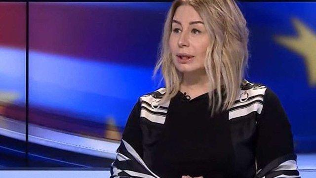 Ганна Герман повернулася в політику з невдалою пластикою обличчя