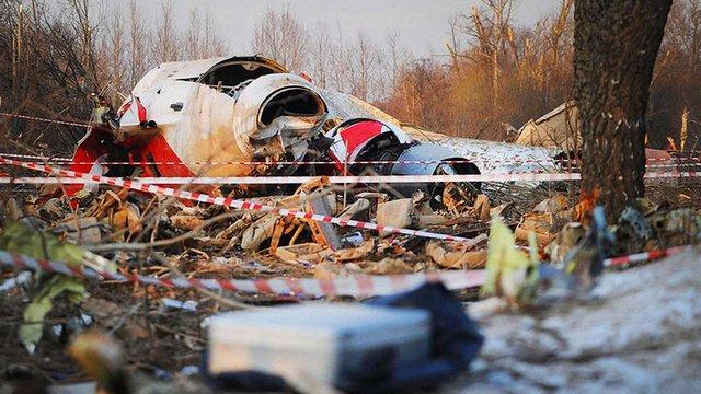 У Польщі в 2012 році знищили частину секретних документів про Смоленську катастрофу