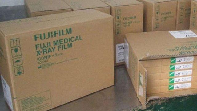 У Шегинях вилучили 5 тис. пачок контрабандної рентгенівської плівки