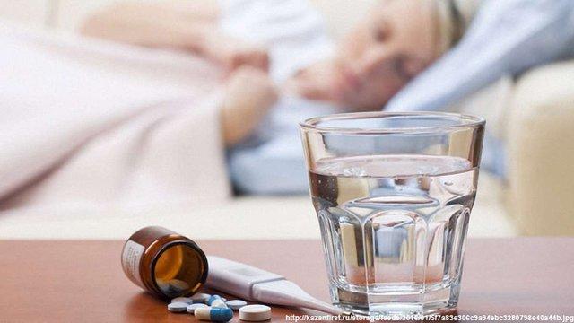За вихідні у Львові кількість хворих на грип зменшилась вдвічі