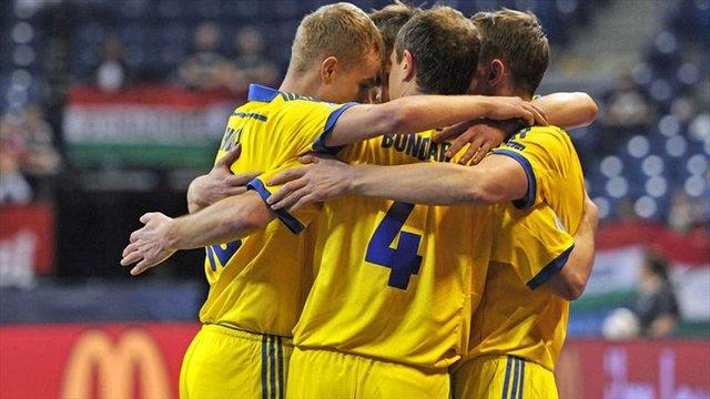 Збірна України на останній секунді програла сербам чвертьфінал Євро-2016 з футзалу