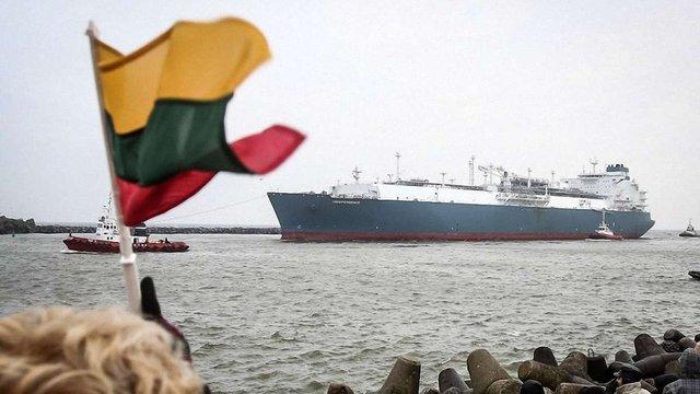 Норвегія витіснила Росію з газового ринку Литви