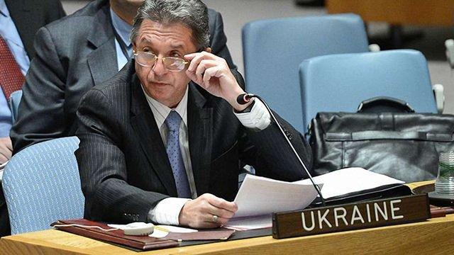 Відомий український дипломат Юрій Сергеєв звільнився з МЗС