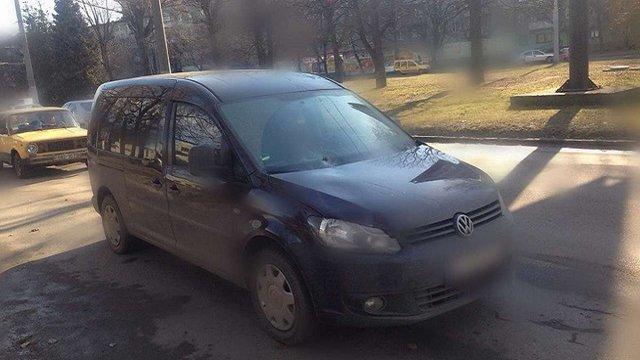 У Львові автомобіль збив 36-річного пішохода
