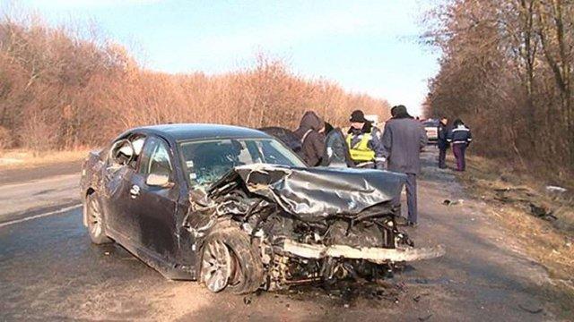 На Вінниччині громадянин Румунії скоїв смертельну ДТП і втік