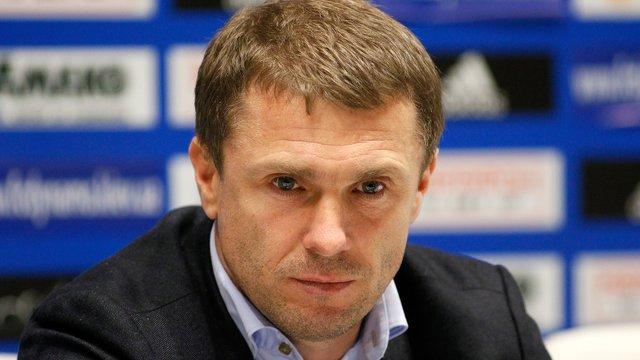 «Я не грав за якусь команду, я грав з друзями», - Сергій Ребров про матч за «Спартак»