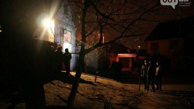 У Запоріжжі з гранатомета обстріляли будинок кримінального авторитета