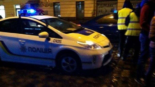 Поліція затримала у Львові нетверезого офіцера військкомату