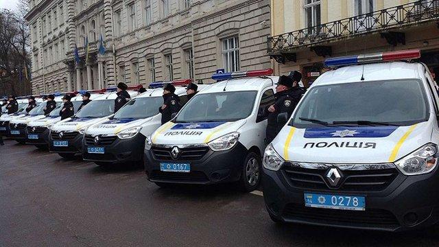На Львівщині почала працювати поліція швидкого реагування
