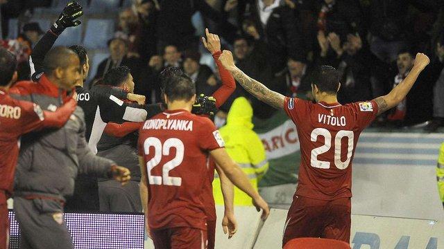 Євген Коноплянка забив у півфіналі Кубка Іспанії