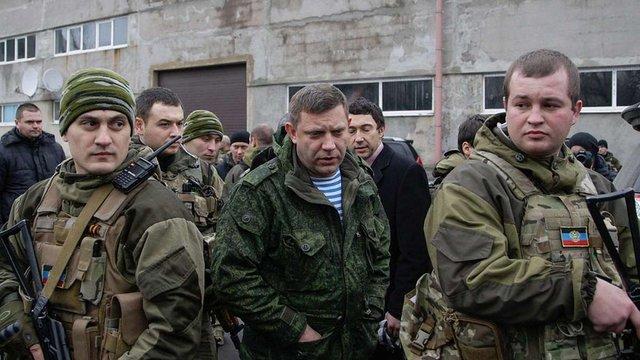 «ДНР» зніматиме відбитки пальців українців та іноземців, які прибудуть на окуповані території