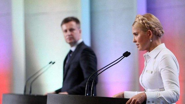 Тимошенко і Наливайченко наполягають на відставці уряду Яценюка
