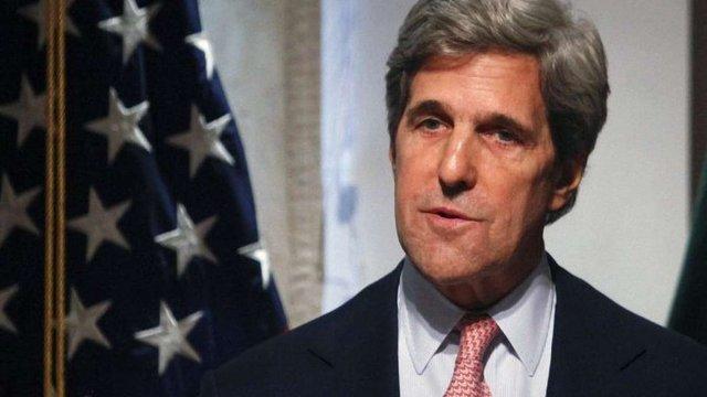 Росія може або повністю виконати Мінські угоди, або продовжувати терпіти санкції, – Керрі
