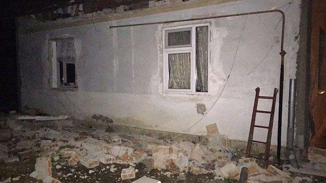 Внаслідок вибуху газу у Східниці до реанімації потрапили жінка і двоє дітей